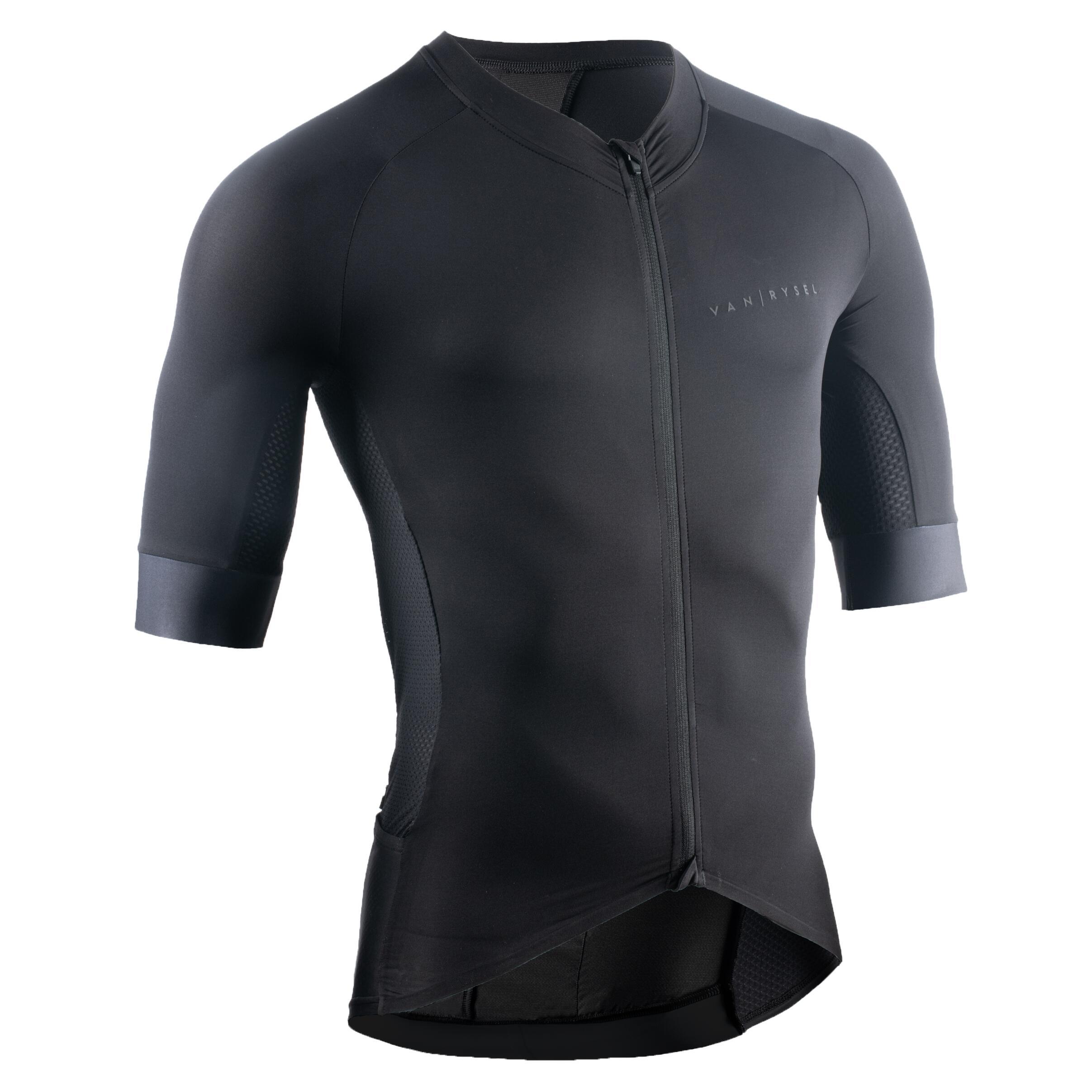 Tricou ciclism Racer Bărbați imagine