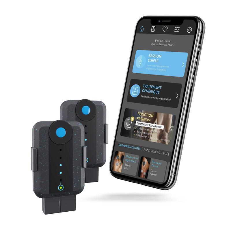 Electroestimulación BLUETENS DUO SPORT Bluetooth