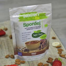 Overstims Spordej bio chocolat - sachet 300g