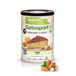 Overstims Gatosport bio amandes-miel - boîte 400 g
