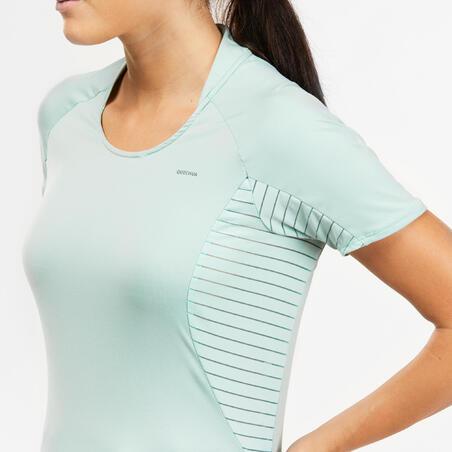 """Moteriški trumparankoviai kalnų žygių marškinėliai """"MH500"""""""