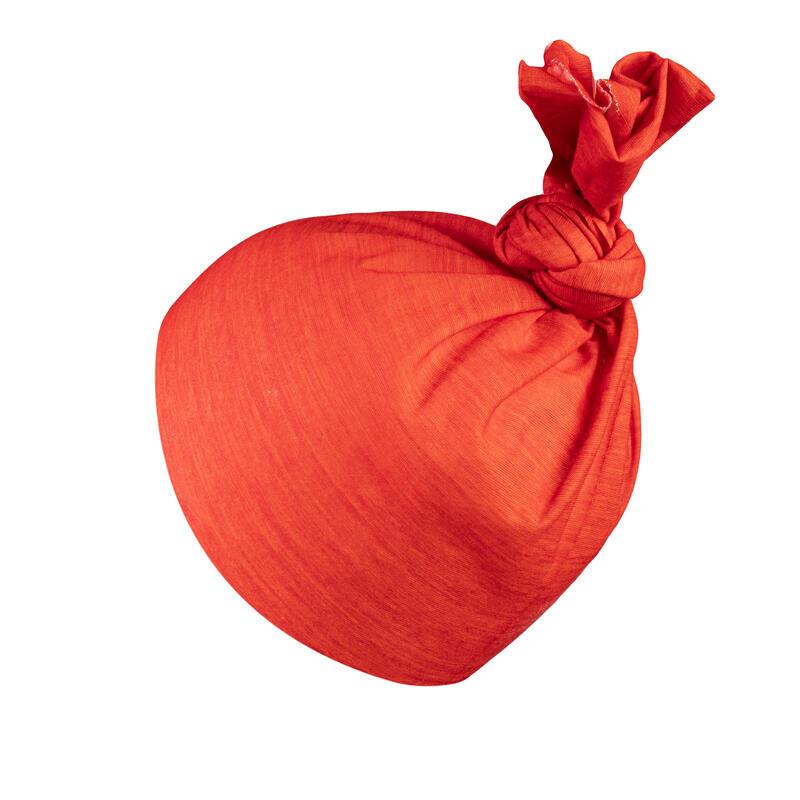 ผ้าคาดศีรษะอเนกประสงค์สำหรับการวิ่ง (สีส้ม Spicy)