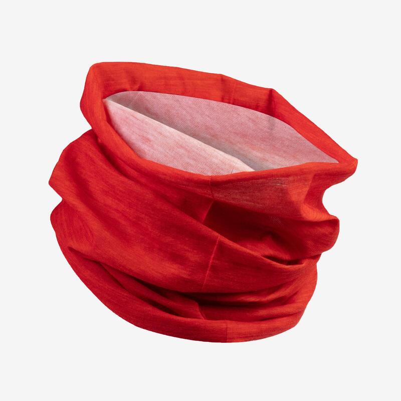 Universāla skriešanas galvas lente, koši oranža