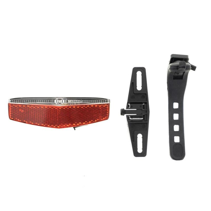 ECLAIRAGE ARRIERE VELO PORTE BAGAGE USB