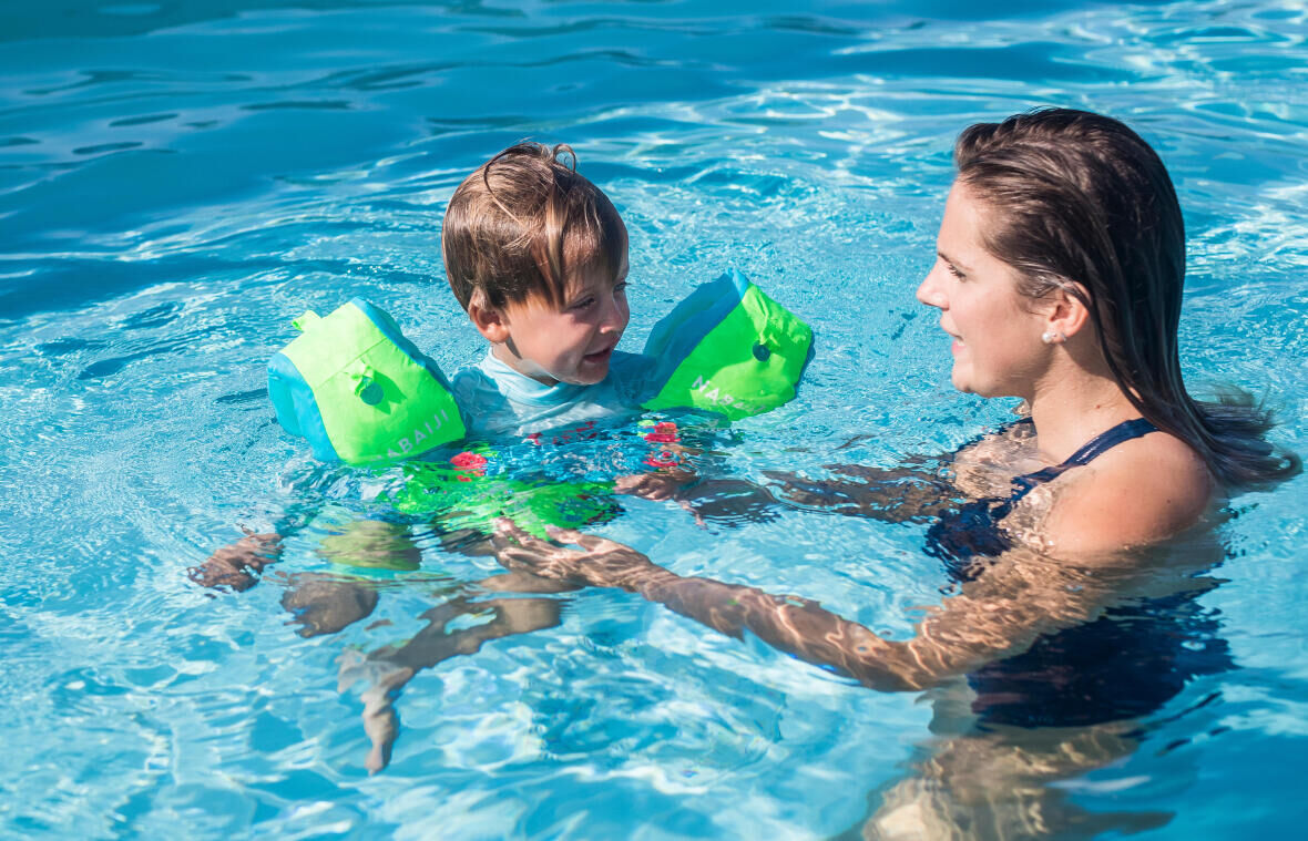 Comment entretenir et stocker le brassard évolutif tiswim