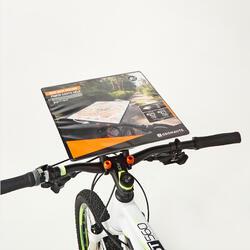 Porte-carte vélo VTT course d'orientation et raids multisports nouvelle version