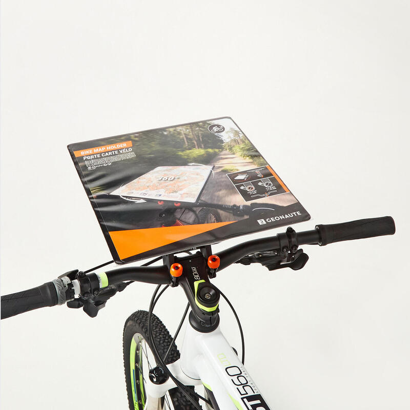 Portamapa Bicicleta BTT Carreras Orientación y Raids Multideporte Nueva Versión