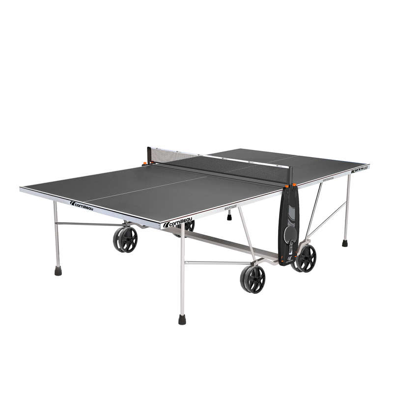 TAVOLI TDT OGNI CONDIZIONE METEO Ping Pong - Tavolo ping pong CROSSOVER 100 CORNILLEAU - Ping Pong