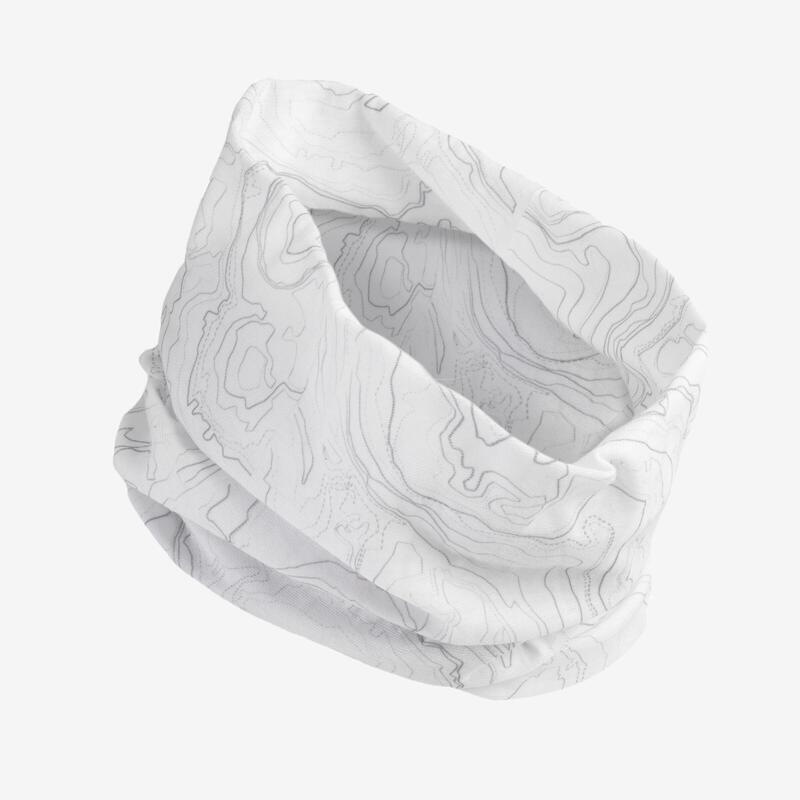 ผ้าคาดศีรษะอเนกประสงค์ (สีขาวพิมพ์ลาย GRAPHIC TRAIL)