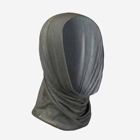 Daudzfunkcionāla galvas lente, pelēka