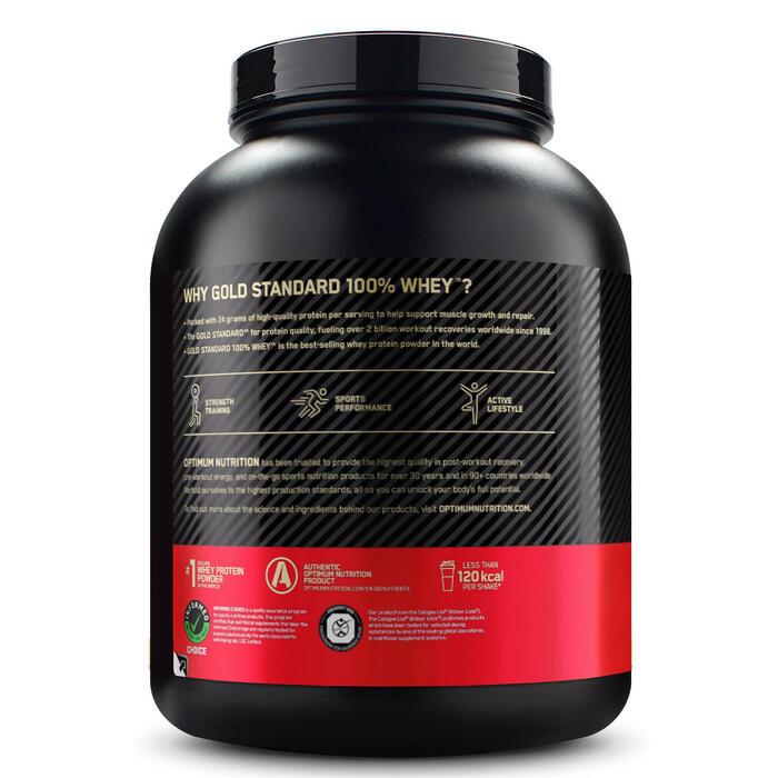 proteine whey Gold Standard double rich chocolat 2,2kg
