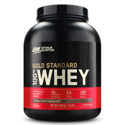 proteine whey Gold Standard double rich chocolat 2,2kg