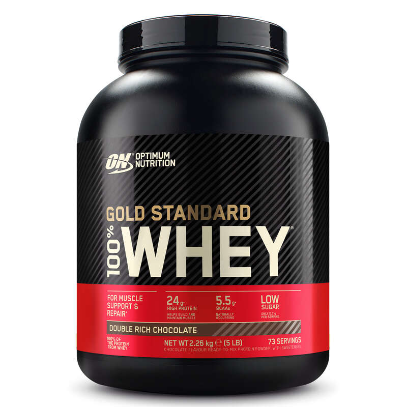 PROTEINE ȘI SUPLIMENTE ALIMENTARE Fitness Cardio, Bodybuilding, Crosstraining, Pilates - Proteine Whey Gold Standard  OPTIMUM NUTRITION EM - Proteine si suplimente alimentare