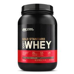 Proteína Whey Gold Standard Chocolate Duplo 908 g