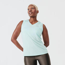 Lauftop Run Dry Damen pastellgrün