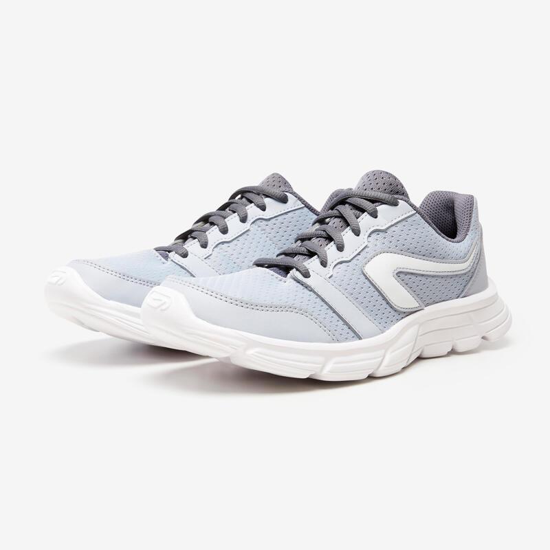 Kadın Gri Koşu Ayakkabısı / Hafif Tempolu Koşu - RUN 100