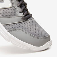 Run 100 Running Shoes - Grey - Men's