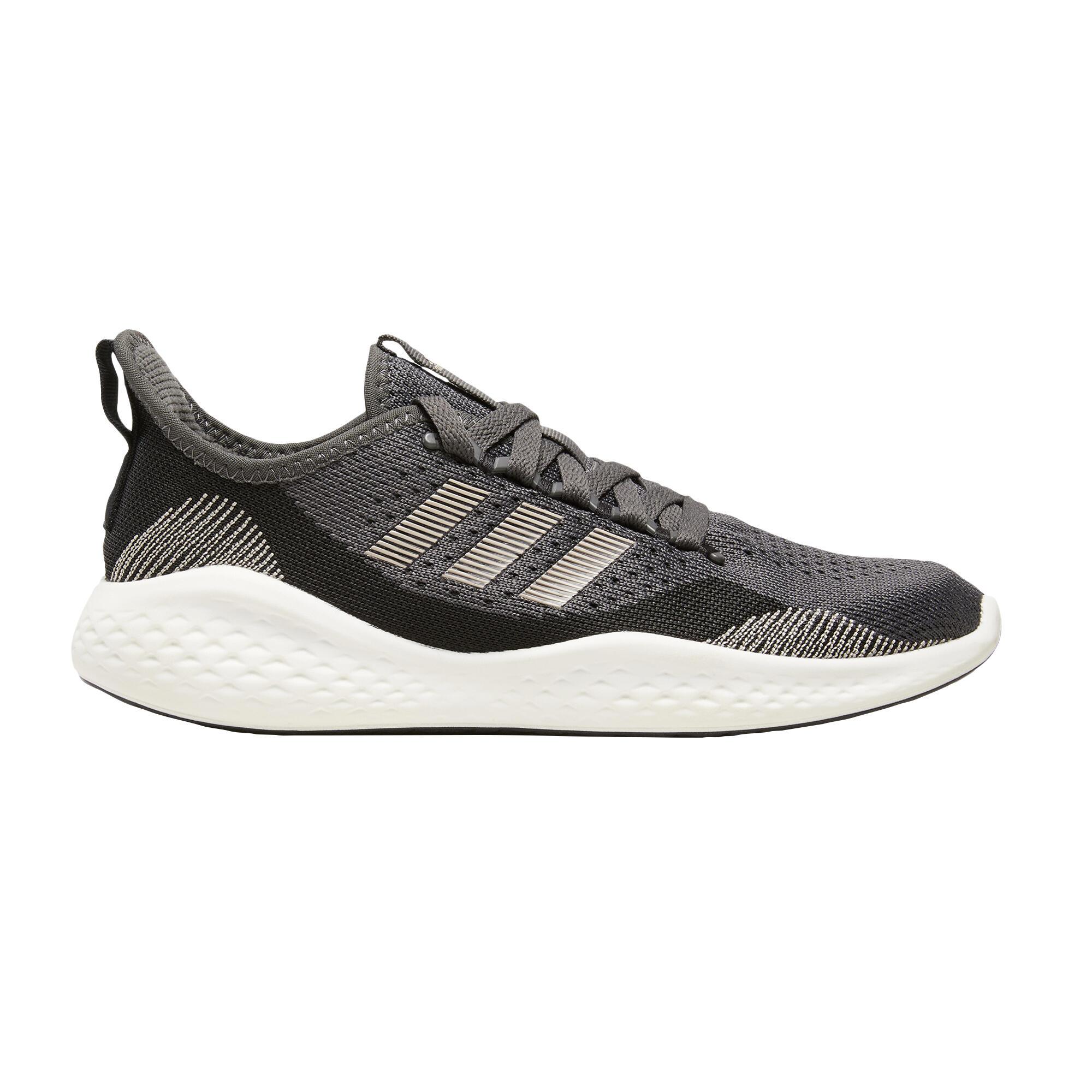 Chaussures de Running Adidas femme FluidFlow noir 21