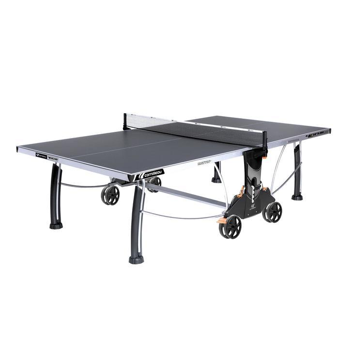 TABLE DE TENNIS DE TABLE FREE CROSSOVER 400S OUTDOOR GRISE - 200711