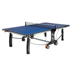 Tischtennisplatte Vereinsspiel 500 Indoor blau