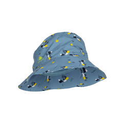 KID'S HAT ANTI-UV MH100 BLUE