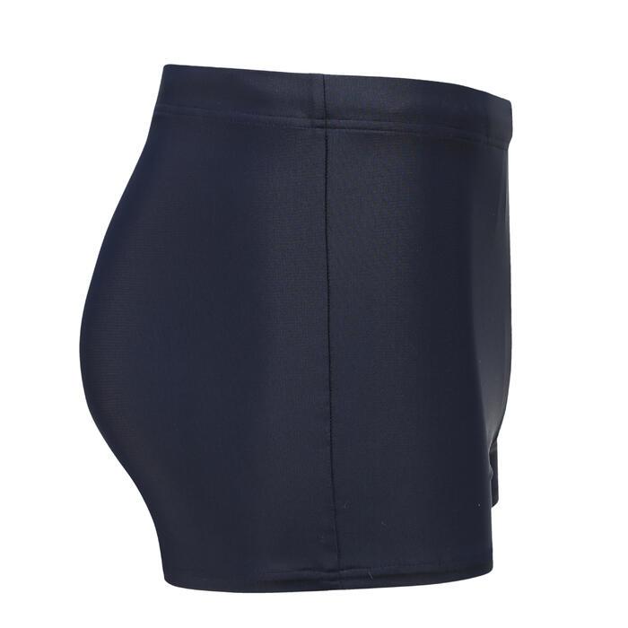 男款四角泳褲100 BASIC - 海軍藍