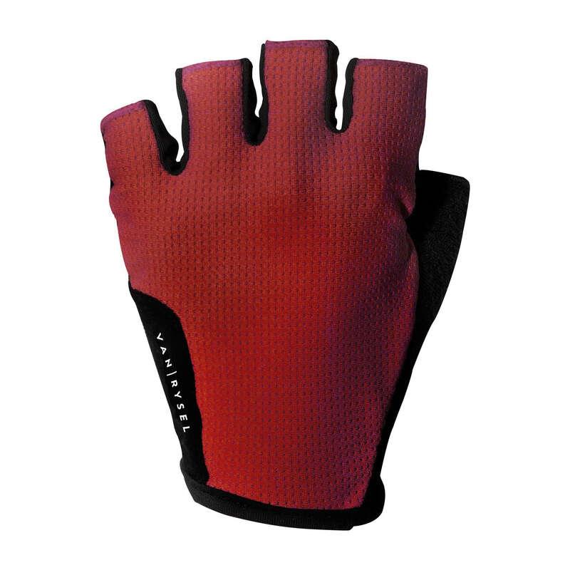 KOLESARSKE ROKAVICE ZA TOPLO VREME Naglavni dodatki, rokavice in nogavice - Kolesarske rokavice 500 TRIBAN - Rokavice