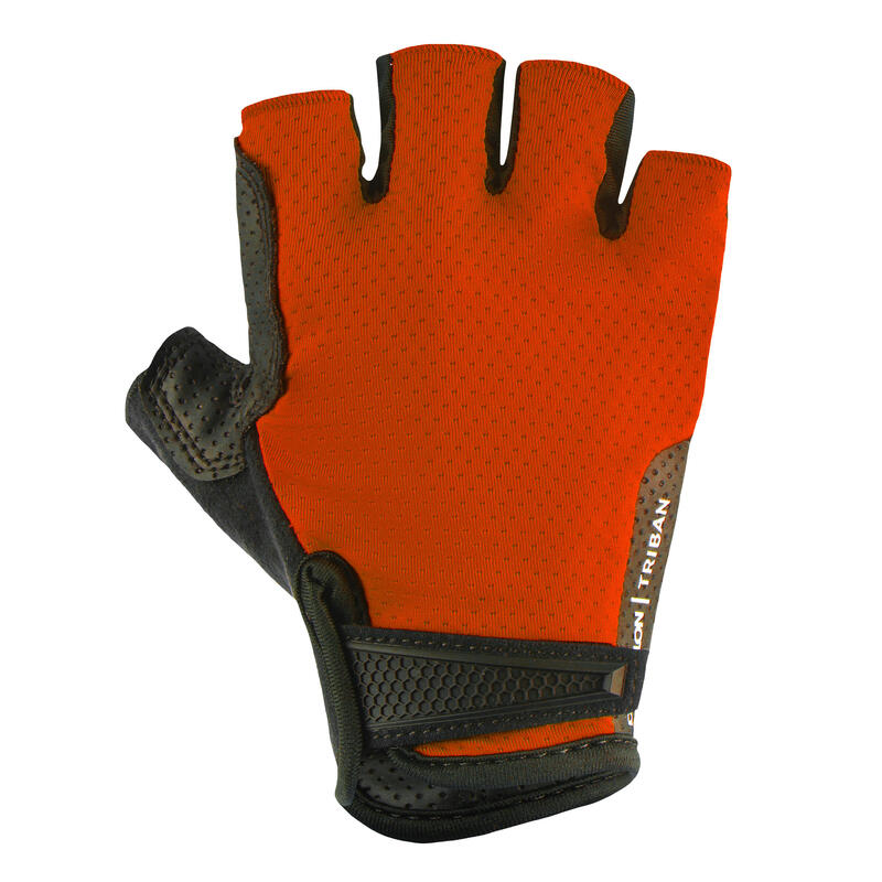 Gants vélo route RoadCycling 900 Rouge
