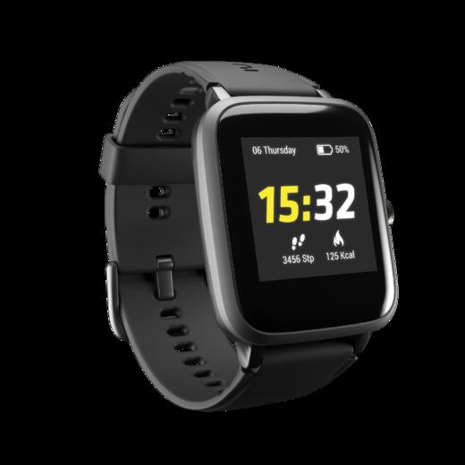 Smartwatch met cardio CW700 HR zwart