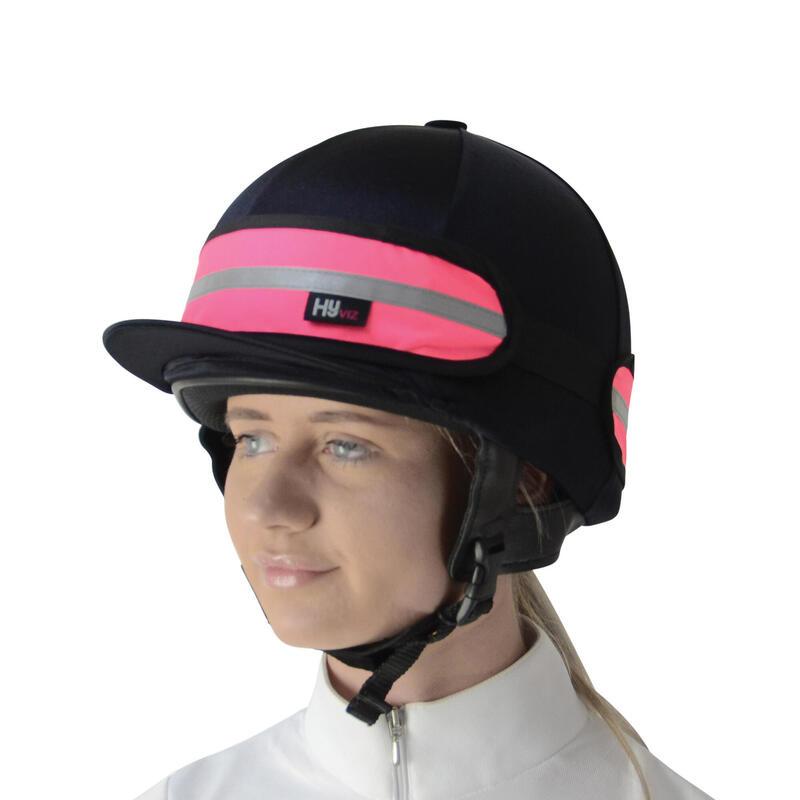 Hy Viz Hat Bands pink