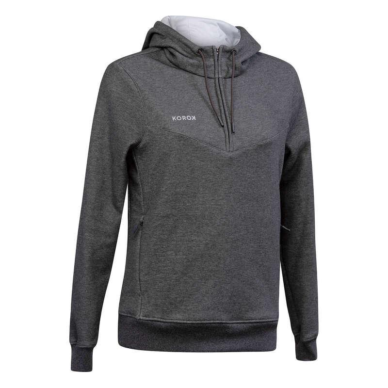 Gyephoki ruházat USA csapatsportok, rögbi, floorball - Női pulóver FH500  KOROK - Gyeplabda