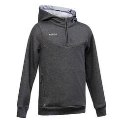 Hockey sweater voor kinderen FH500 grijs