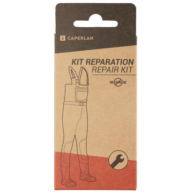 Wader repair kit (Breathable and PVC)