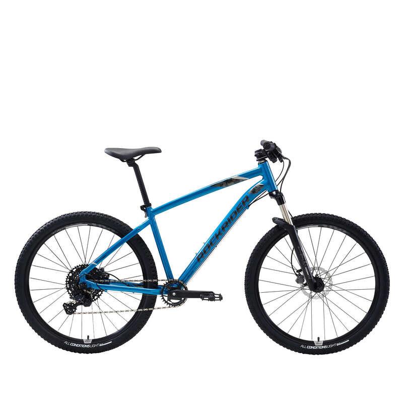 """FÉRFI MTB KÖZÉPHALADÓKNAK/HALADÓKNAK - MTB kerékpár ST 540 V2, 27,5"""" ROCKRIDER"""