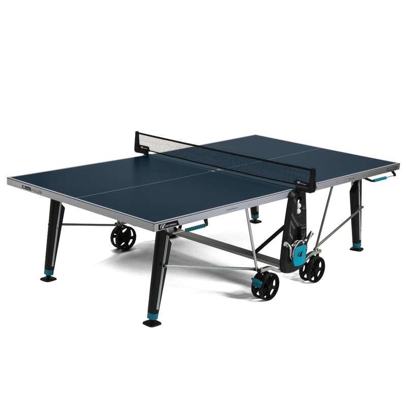 SZABADIDÖS ASZTALITENISZ-ASZTALOK Pingpong - Pingpongasztal 400 X Cross  CORNILLEAU - Pingpongasztalok, kiegészítők