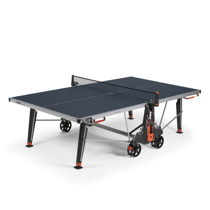 SZABADIDÖS ASZTALITENISZ-ASZTALOK Pingpong - Pingpongasztal 500 X Cross  CORNILLEAU - Ütős sportok - ARTENGO