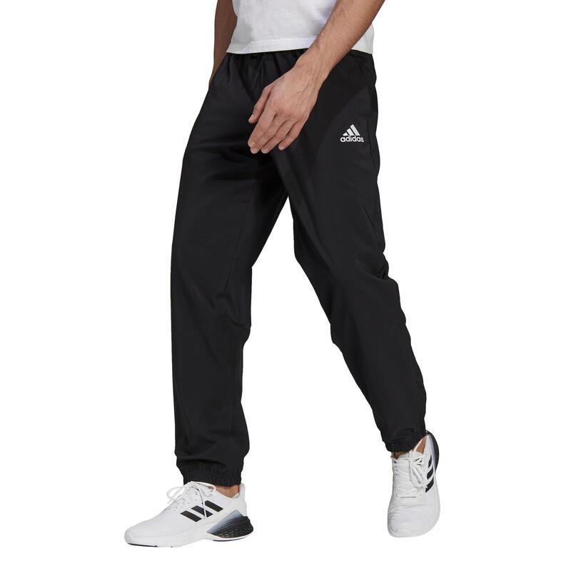 Pantalón chándal Adidas hombre regular Stanford negro