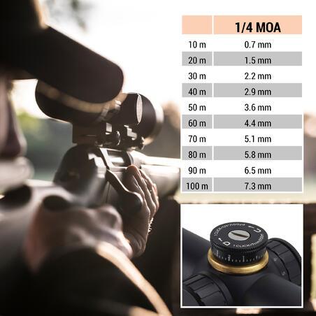 Telescopic Rifle Sight 1-4x24