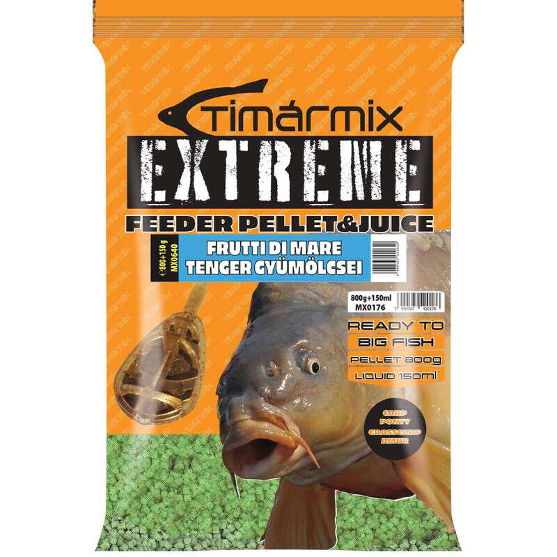 ETET#ANYAGOK, CSALIK FEEDER & MATCHBOTOS Horgászsport - Extreme pellet&juice frutti TIMÁR - Horgászsport
