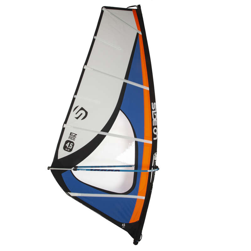 Windsurf deszka Vitorlázás, hajózás, dingi - Windszörf vitorlázat 4,5M² SIDE ON - Vitorlázás, hajózás, dingi