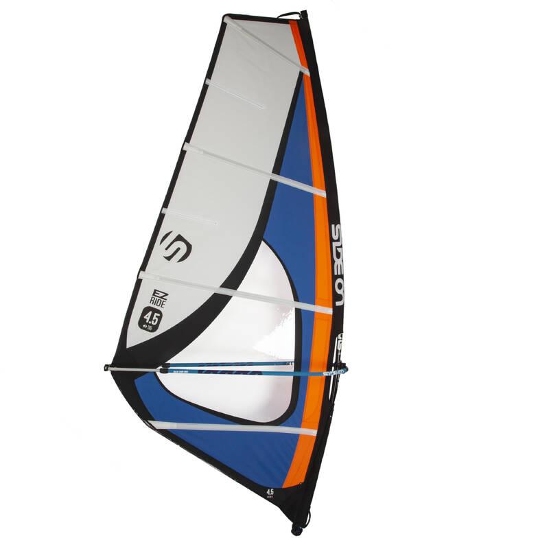 WINDSURFING Windsurfing - OPLACHTĚNÍ SIDEON 4,5 WINDSURF SIDE ON - Windsurfing