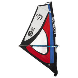 Tuigage voor windsurfen beginners Dacron Ezride Side On 2m²