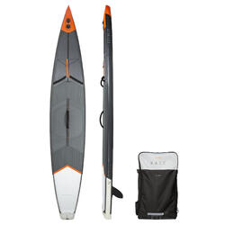 INFLATABLE STAND-UP PADDLEBOARD FOR RACING INTERMEDIATE 14 FEET 27 INCHES