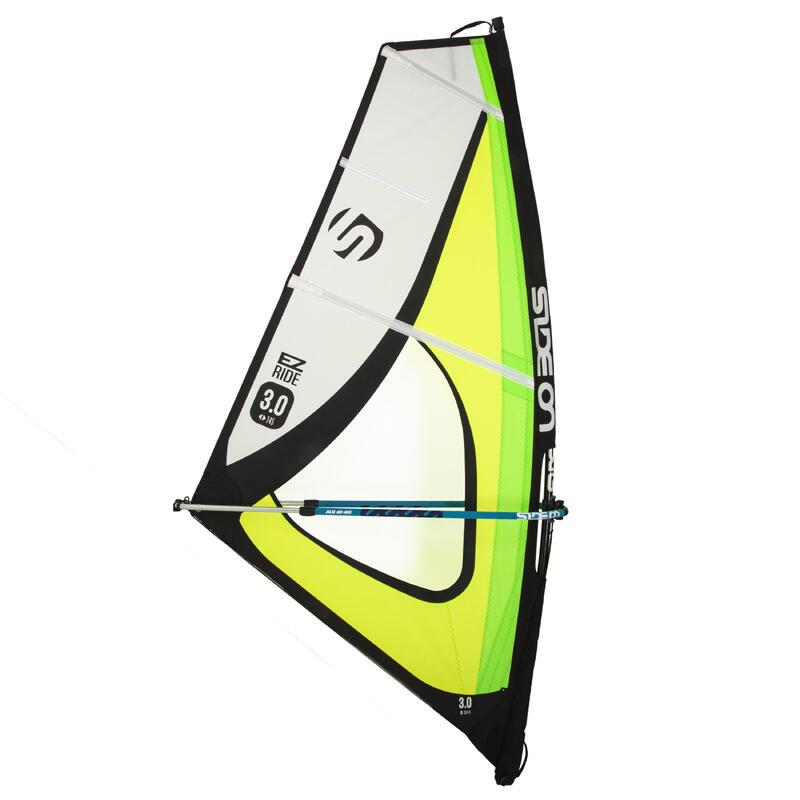 Aparejo Windsurf Ezride Side On 3M² Dacrón Iniciación