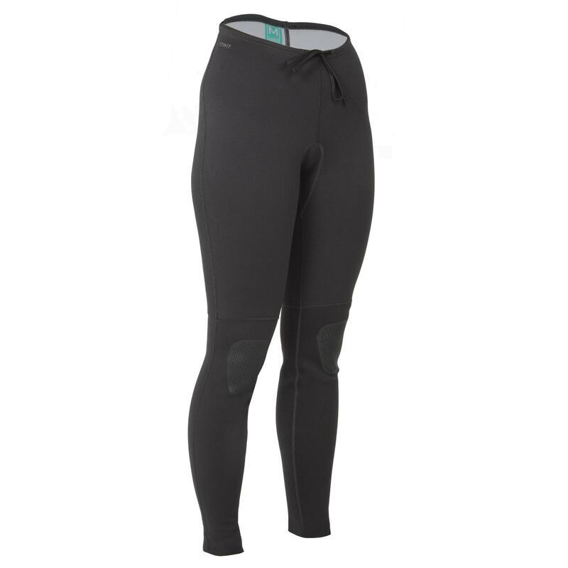 Pantalon Caiac/ Stand up Paddle 500 Neopren 2 mm Damă