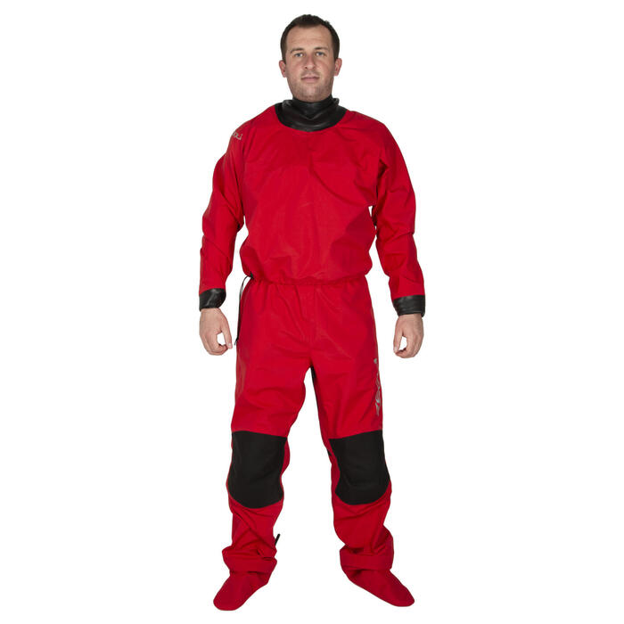 COMBINAISON AIR DRYSUIT CANOE, KAYAK, STAND UP PADDLE ARTISTIC HOMME