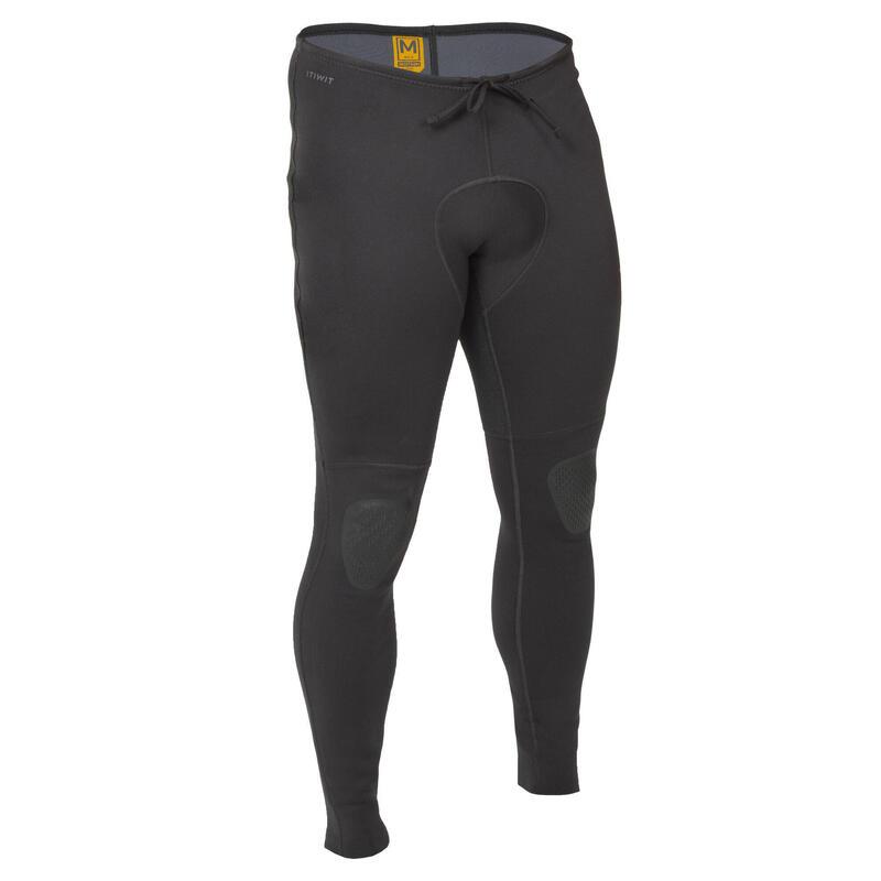 Pantalon Caiac/Stand up Paddle Neopren 2 mm Bărbați