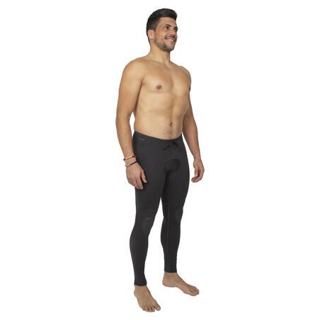 Pantalon néoprène canoë-kayak planche à rame 2mm– Hommes