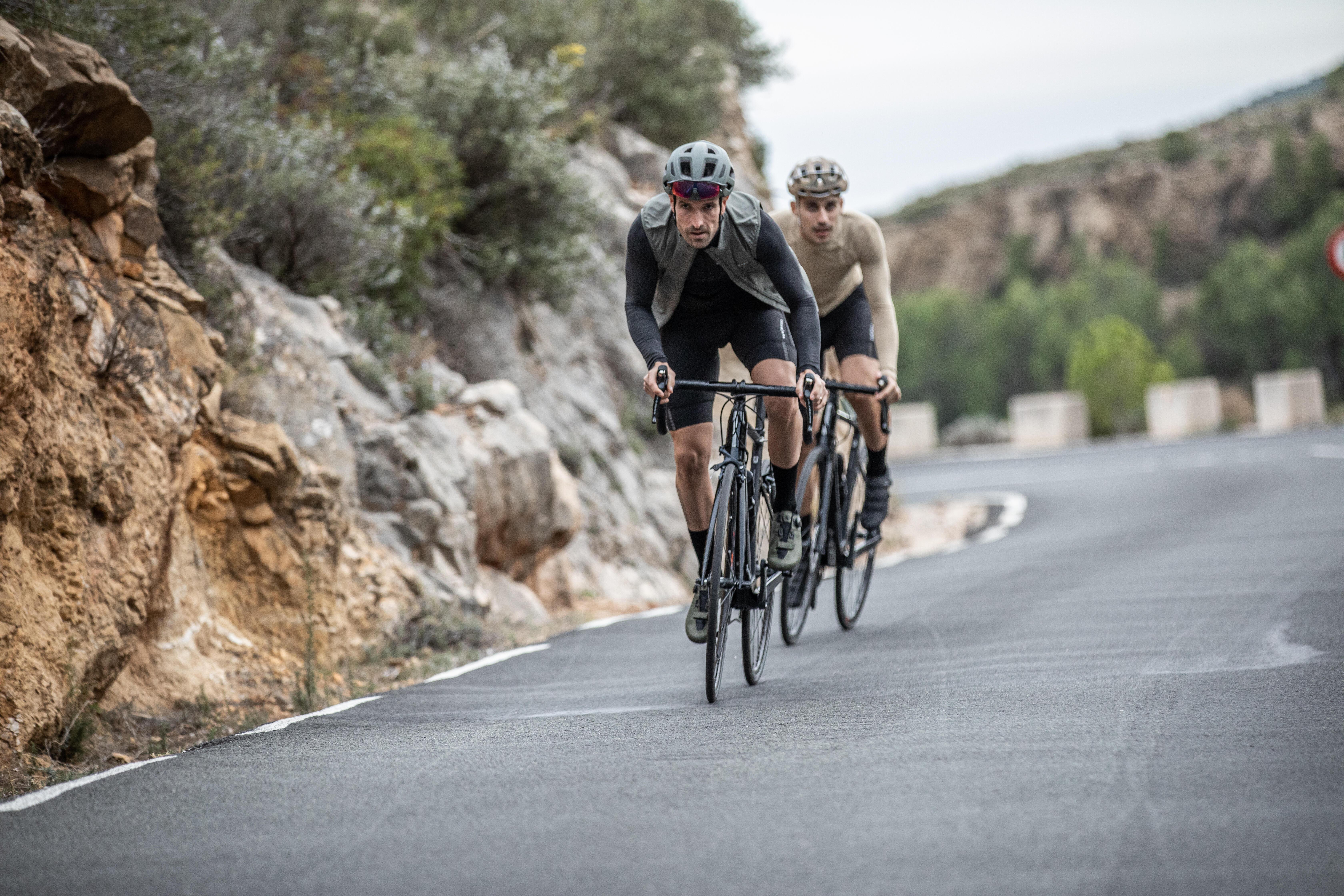 bisikletçiler için koşu