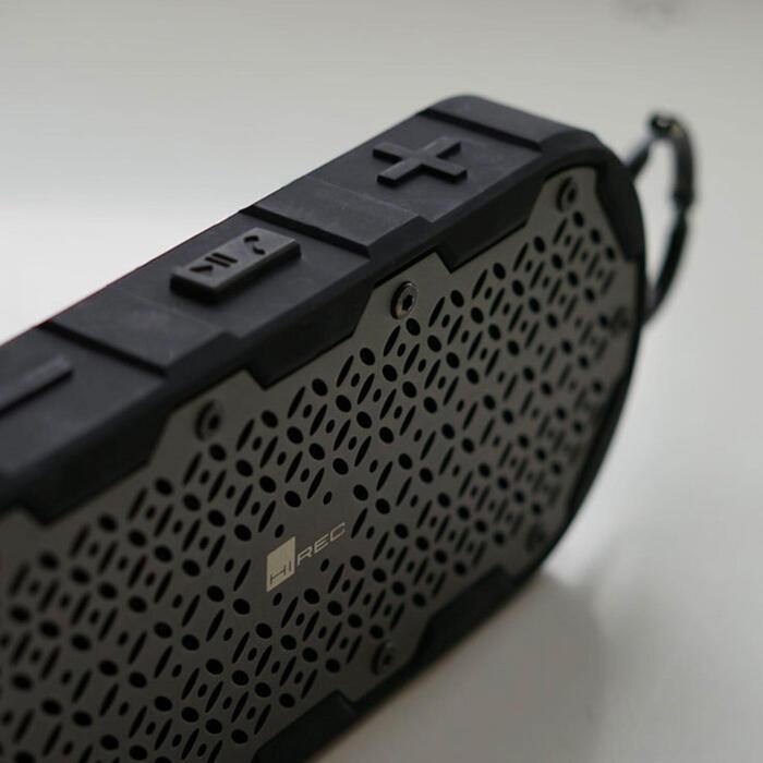 Enceinte Hirec boom brick sans fil étanche ipx7